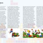 Broschüre Videospiele, Game