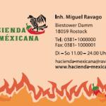 Haçienda Méxicana, Visitenkarte 1