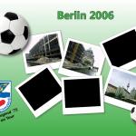 """Fotobuch """"Fußballl"""", Berlin 2006 Seite 1"""