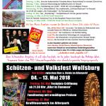 Schützen- und Volksfest Wolfsburg, Seite in Magazin