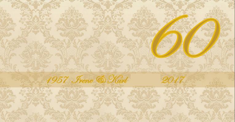 """private Einladung """"Hochzeit"""" VS"""