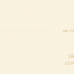 """private Einladung """"Hochzeit 60"""" IS"""