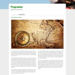 Website Traumgärtner, Programm