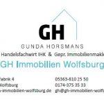 GH Immobilien Visitenkarte vorne