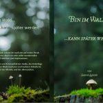 """Buch """"Bin im Wald"""" von Sabine Langer - Umschlag"""