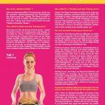 Mrs. Sporty Plakat A4 Programm Teil 1 RS