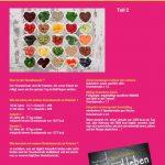 Mrs. Sporty Plakat A4 Programm Teil 2 VS