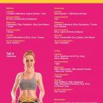 Mrs. Sporty Plakat A4 Programm Teil 4 RS