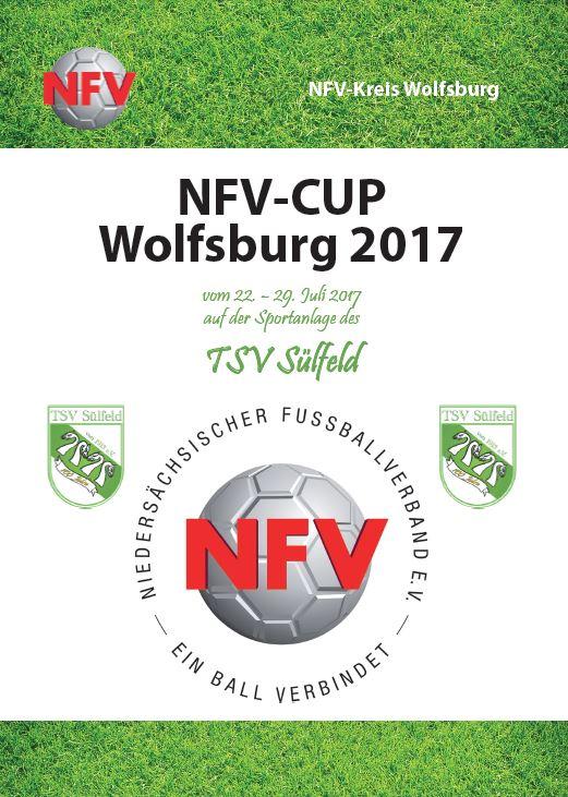 Magazin NFV-Cup Titelseite