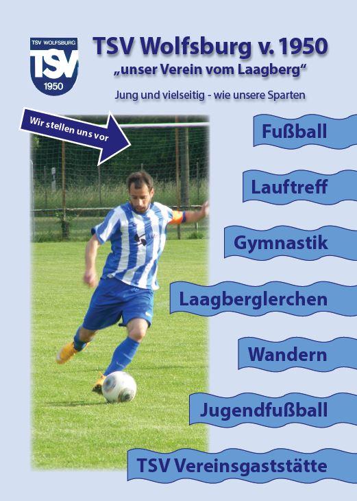 Magazin TSV WOB Titelseite
