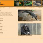 Wildpark Bibach - Termine