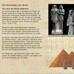 Die Pyramiden von Gizeh - Mykerinos - Leben