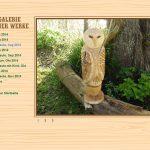 Website Holzwurm Frank Galerie Beispiel 2